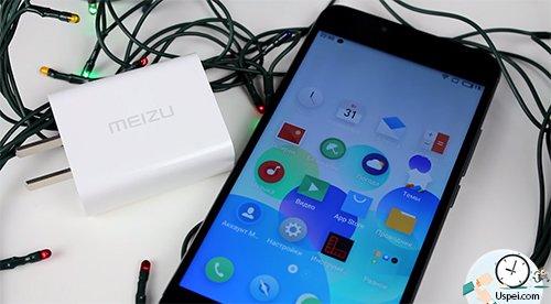 Обзор Meizu M5S - автономность