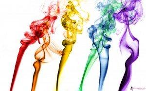 Цветная психология