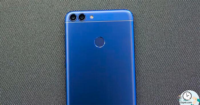 Meizu M6s vs Huawei P Smart: Сканер отпечатка пальца