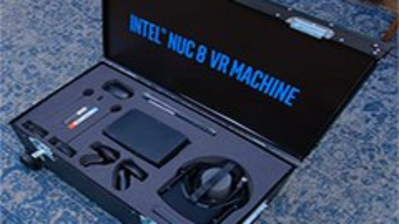 Intel Hades Canyon Hackintosh
