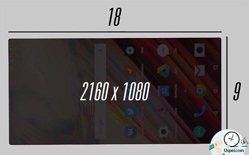 Главным отличием последней модели 5Т от «пятёрки» стал экран 18 к 9