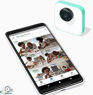 Google Clips для телефонов