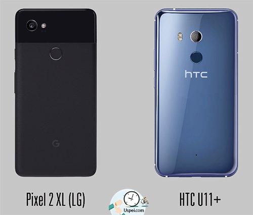 Pixel 2XL (LG) и HTC U11+