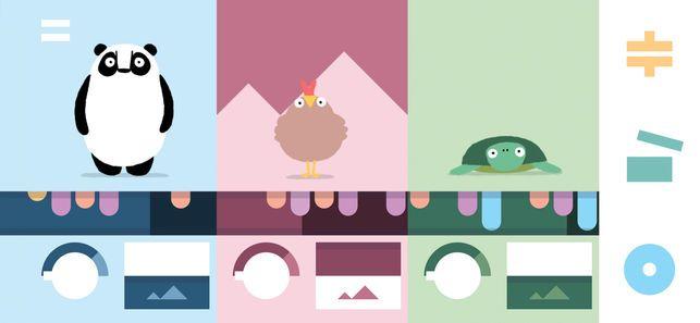 Bandimal - приложение для творческих малышей