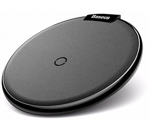 Baseus iX Desktop Wireless Charger Leather White (WXIX-0S)