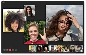 Mac OS Mojave - FaceTime