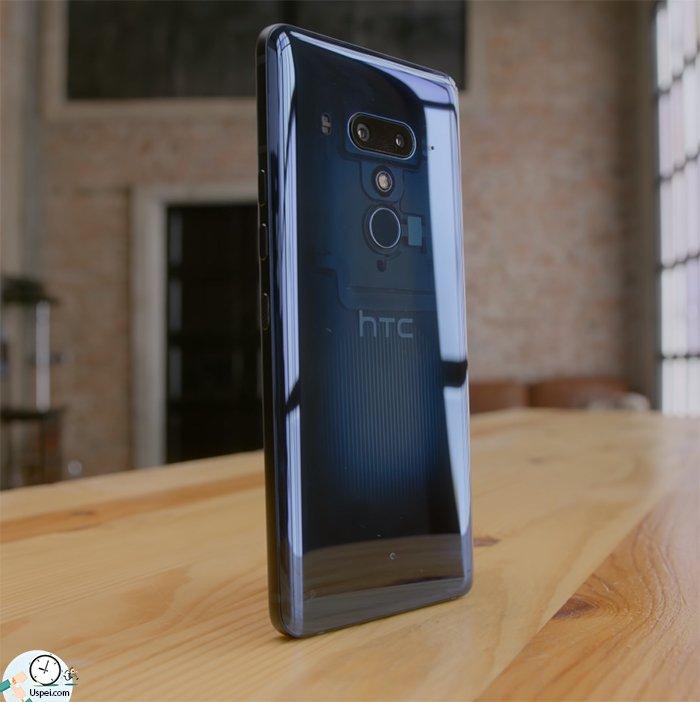 Обзор прозрачного HTC U12+