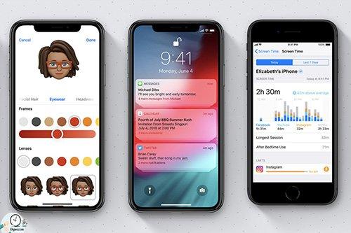 iOS 12 от Apple