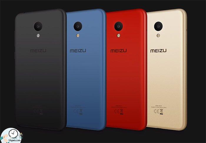 Цвета корпуса - четыре варианта черный и синий с черной фронтальной панелью, красный и золотой с белой фронтальной панелью.