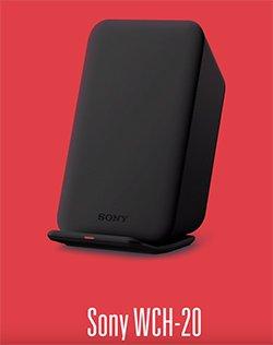 Sony позаботилась и выпустила официальное зарядное устройство стандарта Qi, с Type-C — WCH20.