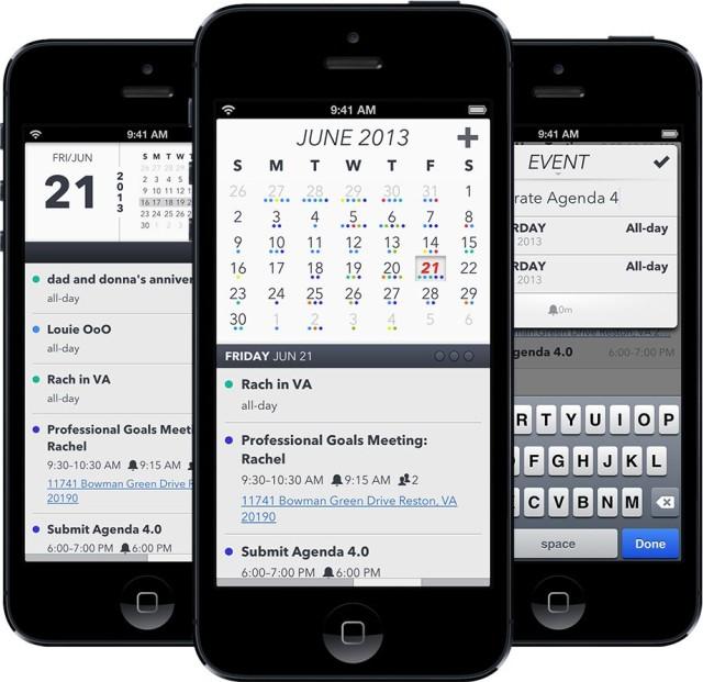 Agendа - приложение для заметок