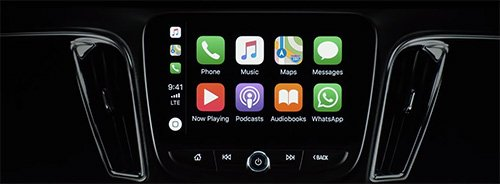 Apple Books работают в CarPlay!