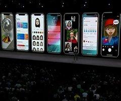 Июньская презентация iOS 12 и macOS Mojave