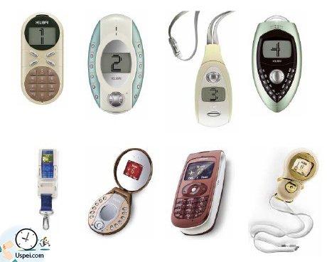 Siemens Xelibri - телефоны-градусники-амулеты-пудренницы