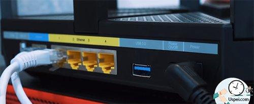 всего 4 LAN-порта
