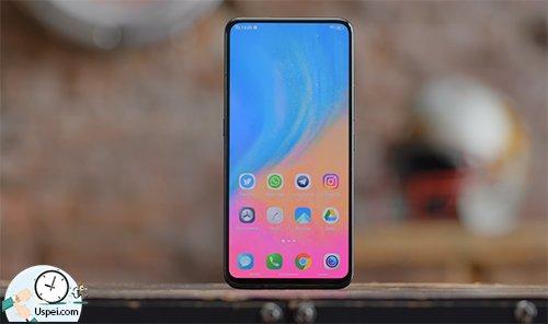 Vivo NEX S - большой экран