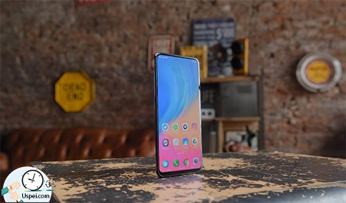 Vivo NEX S - amoled дисплей