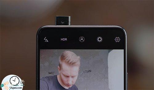 Vivo NEX S - благодаря выдвигающейся камере дисплей стал больше