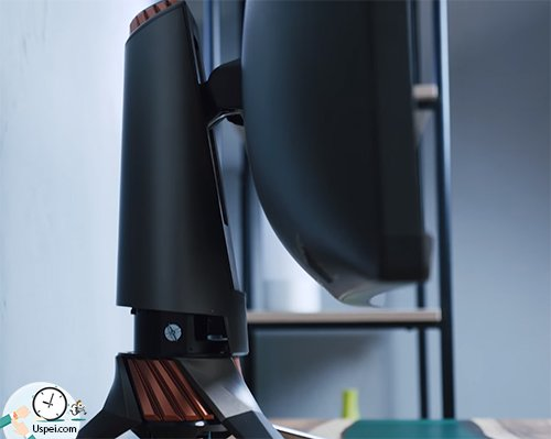 Dream Desk: рабочее место мечты - монитор