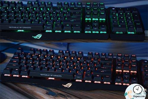 Dream Desk: рабочее место мечты - клавфиатура