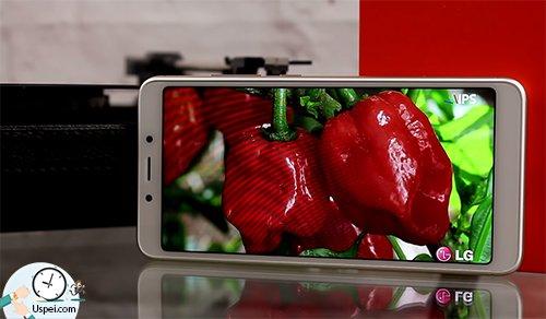Xiaomi Redmi 6A - качественный дисплей