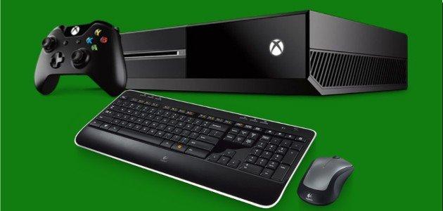 ВXbox One появится поддержка мыши и клавиатуры
