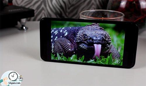 Blackview S6 - качество картинки неплохое