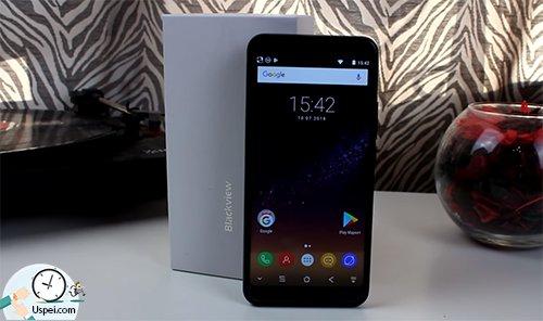 Blackview S6 - большой дисплей