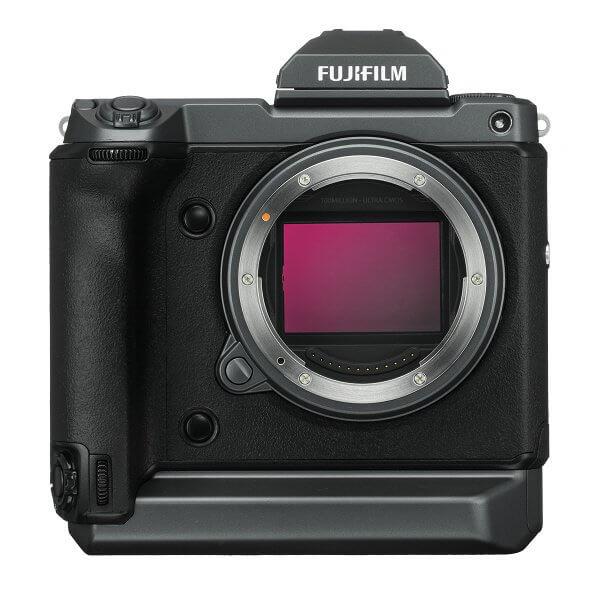 Среднеформатная 100-мегапиксельная камера FujiFilm