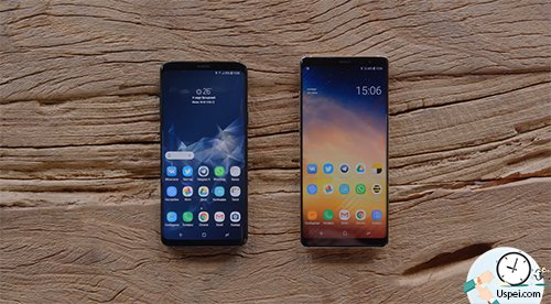 Взять Galaxy S9+ ил Note 8?