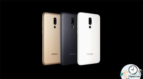 Обзор Meizu 16X - три расцветки - черный, золотой и белый