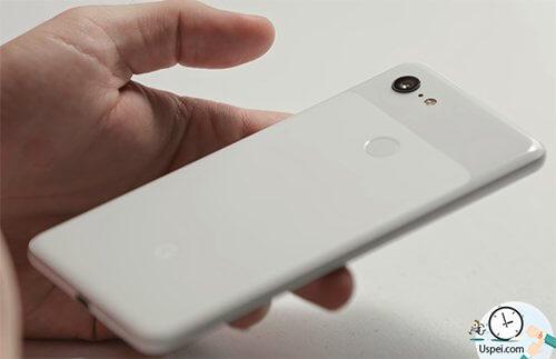 Pixel 3 XL - задняя сторона идеальная