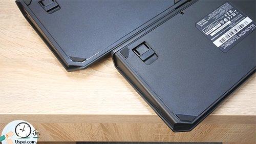 Клавиатуры Razer: BlackWidow Chroma - резиновые прокладки