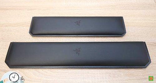 Клавиатуры Razer: BlackWidow Chroma - подставка под запястья