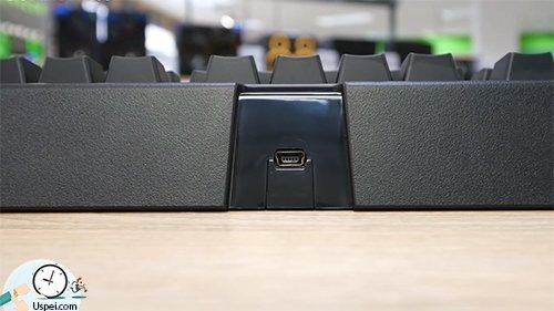 Клавиатуры Razer: BlackWidow Chroma - компактный вариант отсоединятеся