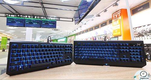 Клавиатуры Razer: BlackWidow Chroma