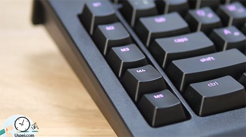 Клавиатуры Razer: BlackWidow Chroma - допкнопки