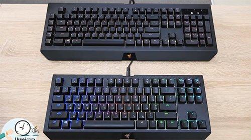 Клавиатуры Razer: BlackWidow Chroma - два брата