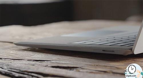 Surface Laptop - портов практически нет