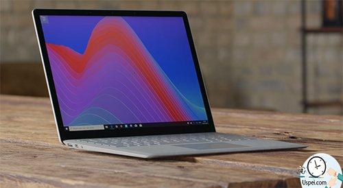 Экран схож Surface Pro 4