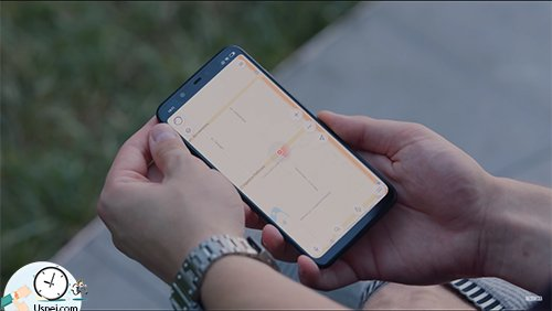 Это первый смартфон в мире с двухчастотным GPS