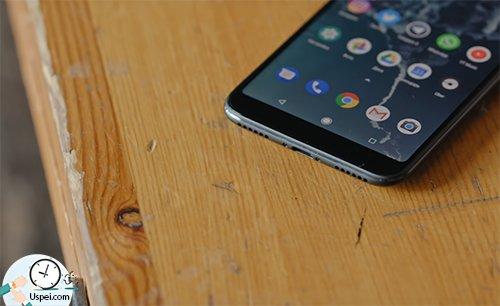 Xiaomi Mi A2 - один большой динамик и Type-C