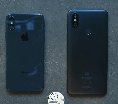 Xiaomi Mi A2 - похож на многие другие телефоны