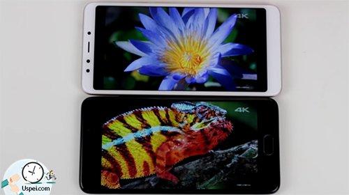 Xiaomi Redmi 5 VS Meizu M6 - У redmi 5 картинка ярче, а у m6 контрастнее.