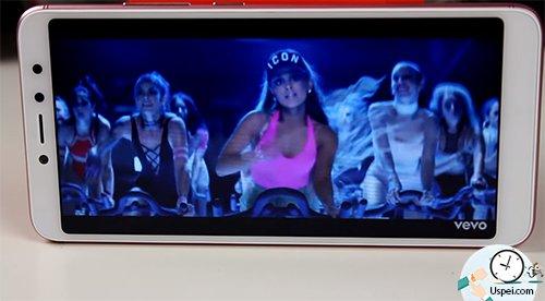 Xiaomi Redmi S2 музыку приятно слушать