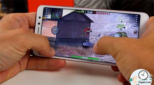 Xiaomi Redmi S2 все игры тянет легко и без тормозов
