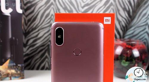 Xiaomi Redmi S2 камера