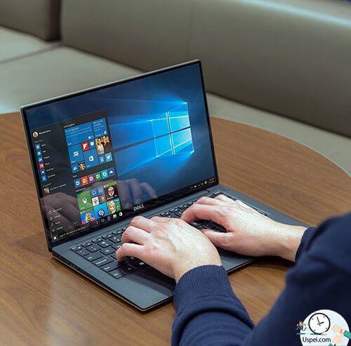Dell XPS 13 с минимальными рамками и с хорошей автономностью.