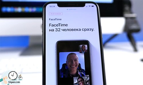 Apple все-таки допилила обещанные групповые звонки FaceTime