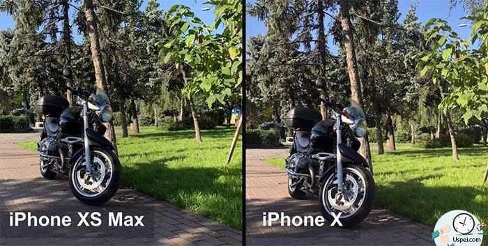 iPhone XS Max - пример фото